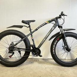 Велосипеды - Велосипед фэтбайк новый , 0