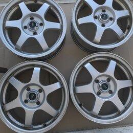 Шины, диски и комплектующие - Диски литые R15 // 6J // 4x100 // DIA 60.1 // ET 50, 0