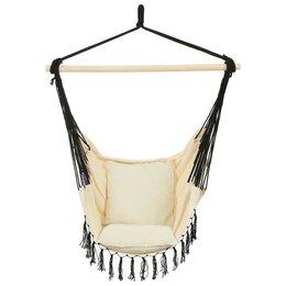 Гамаки - Maclay Гамак-кресло подвесное 100 х 130 х 100 см, 0