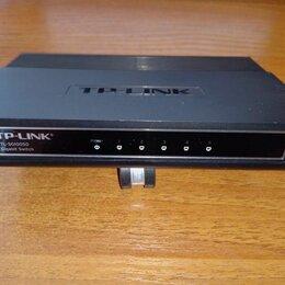 Проводные роутеры и коммутаторы - Коммутатор 5port tp-link tl-sg1005d, 0