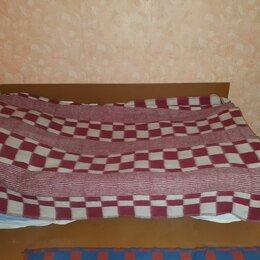 Одеяла - Одеяло полушерсть СССР б/у, 0