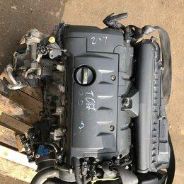 Двигатель и топливная система  - Двигатель Peugeot 3008 1.6 120 л/с EP6C, 0