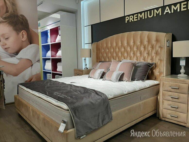 Кровать Rachel(Рэйчел) 160*200 с пм Аскона по цене 64500₽ - Кровати, фото 0