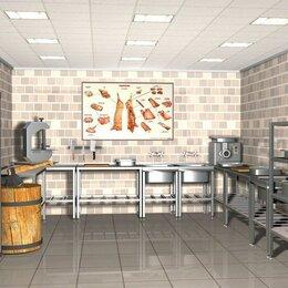 Работники кухни - Рабочий мясного цеха, 0