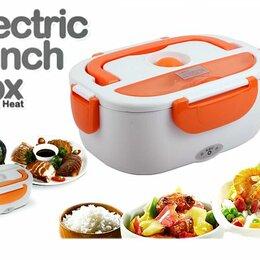 Контейнеры и ланч-боксы - Контейнер ( ланчбокс) для еды с подогревом Electric Lunch Box, 0