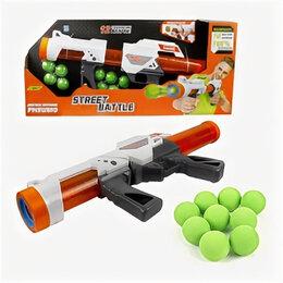 Игрушечное оружие и бластеры - Игрушка оружие помповое, 0