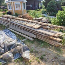 Пиломатериалы - Щиты для опалубки деревянные, 0