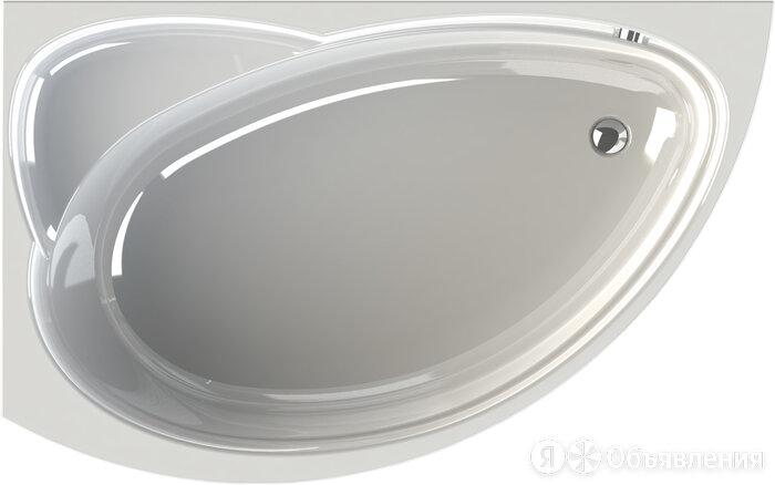 Ванна Vannesa Модерна 160х100 акрил угловая, левая по цене 25752₽ - Прочее оборудование, фото 0