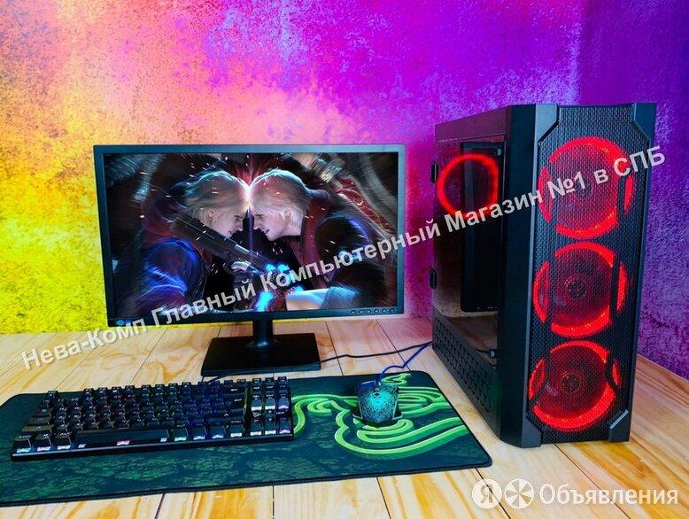 Игровой компьютер по цене 45900₽ - Настольные компьютеры, фото 0