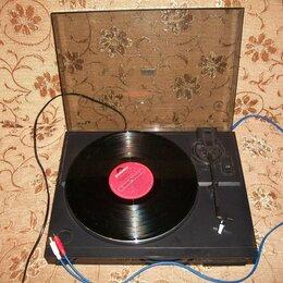 Проигрыватели виниловых дисков - Проигрыватель винила Kenwood KD-492F, 0