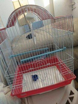 Клетки и домики - Клетка для попугая, 0