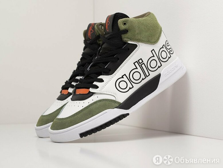 Кроссовки Adidas Drop Step High по цене 4100₽ - Кроссовки и кеды, фото 0