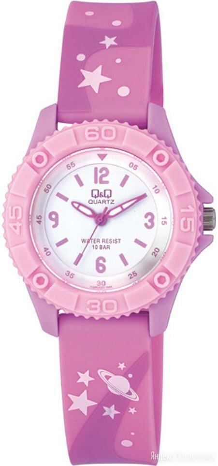 Наручные часы Q&Q VQ96J020Y по цене 1690₽ - Наручные часы, фото 0