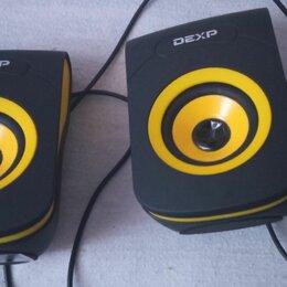 Комплекты акустики - Колонки DEXP, 0