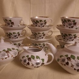 Сервизы и наборы - Чайный сервиз Дулево, 0