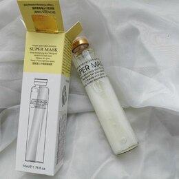 Маски -  Маска-салфетка для лица с гиалуроновой кислотой в колбе Bioaquа, 0