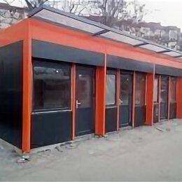 Готовые строения - Быстровозводимые модульные здания кафе, 0