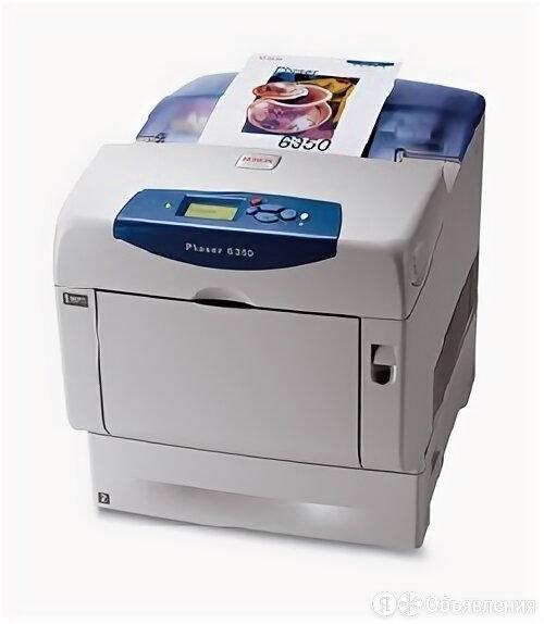 Ремонт принтера Xerox 6350 по цене 1900₽ - Программное обеспечение, фото 0