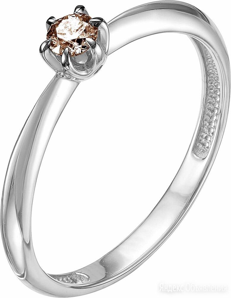 Помолвочное кольцо Vesna jewelry 1041-256-09-00_16-5 по цене 19990₽ - Кольца и перстни, фото 0