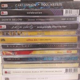 Музыкальные CD и аудиокассеты - музыка  cd лицензия  рок, поп, электроника , коллекция, 0