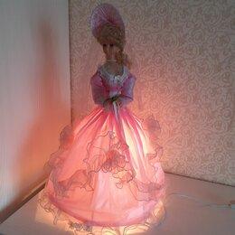 Ночники и декоративные светильники - Детская лампа - ночник (кукла), 0