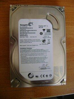 "Жёсткие диски и SSD - Жесткий диск Seagate 500 Gb 3.5"" SATA 5400RPM, 0"