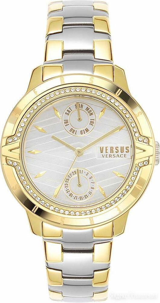 Наручные часы VERSUS Versace VSPEQ0519 по цене 15580₽ - Наручные часы, фото 0