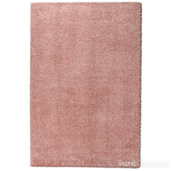 Ковёр прямоугольный Shaggy Viva 30 2.0x2.9 м, цвет розовый по цене 12443₽ - Ковры и ковровые дорожки, фото 0
