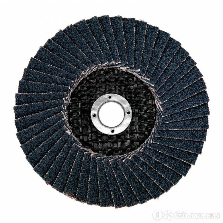 Ламельный шлифовальный круг Metabo F-ZK Flexiamant по цене 315₽ - Для шлифовальных машин, фото 0