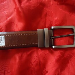 Ремни, пояса и подтяжки - Ремень двусторонний Alfani Оригинал из Америки , 0