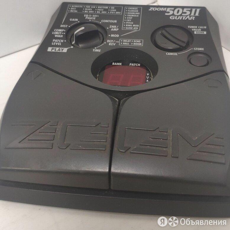 Гитарный тюнер ZOOM 505  по цене 1000₽ - Тюнеры и метрономы , фото 0