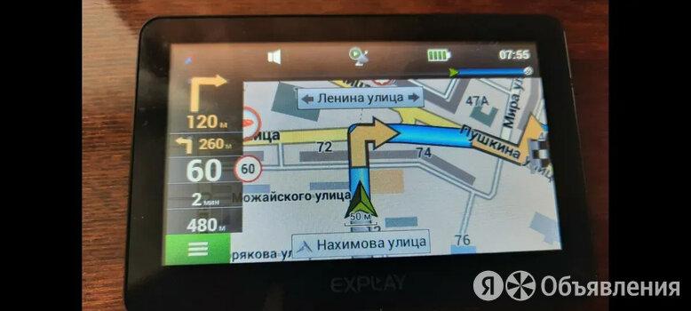 Продам навигатор  по цене 500₽ - GPS-навигаторы, фото 0