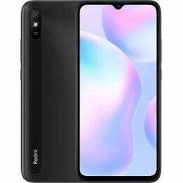 Мобильные телефоны - Смартфон Xiaomi Redmi 9A 2ГБ 32ГБ Granite Gray чёрный, 0