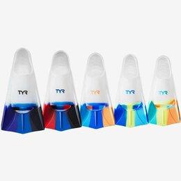 Аксессуары для плавания - Ласты TYR stryker silicone fin, 0