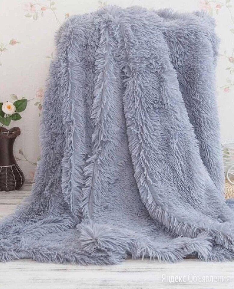 Пледы blanket с длинным ворсом по цене 1000₽ - Пледы и покрывала, фото 0
