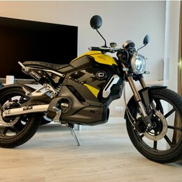 Мото- и электротранспорт - Электромотоцикл Super Soco TC MAX новинка 2к21, 0