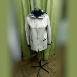 Куртки - Куртка женская кожаная двусторонняя демисезон 52, 0