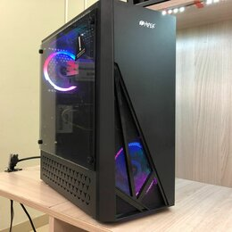 Настольные компьютеры - Мощный Ryzen / 8GB / GTX 1060 / SSD, 0