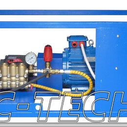 Производственно-техническое оборудование - Аппарат для гидроиспытаний трубопроводов, газопроводов, нефтепроводов, 0