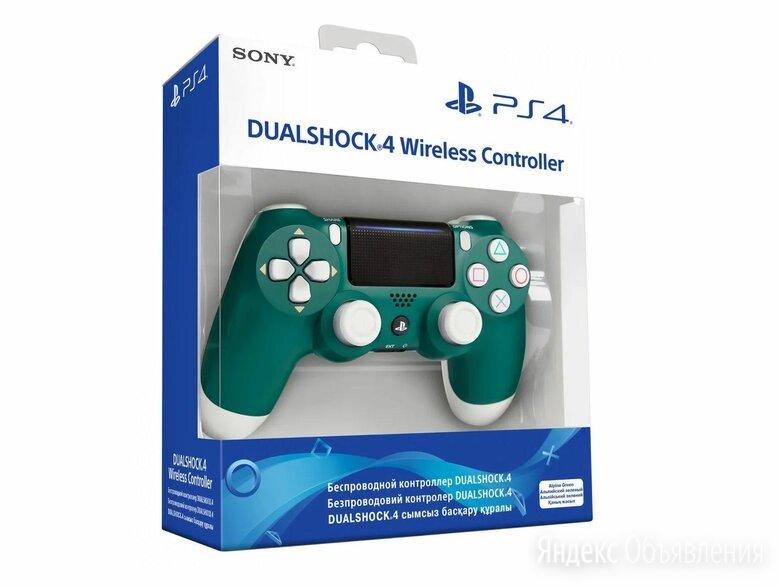 Геймпад беспроводной playstation dualshock 4 по цене 2100₽ - Аксессуары, фото 0