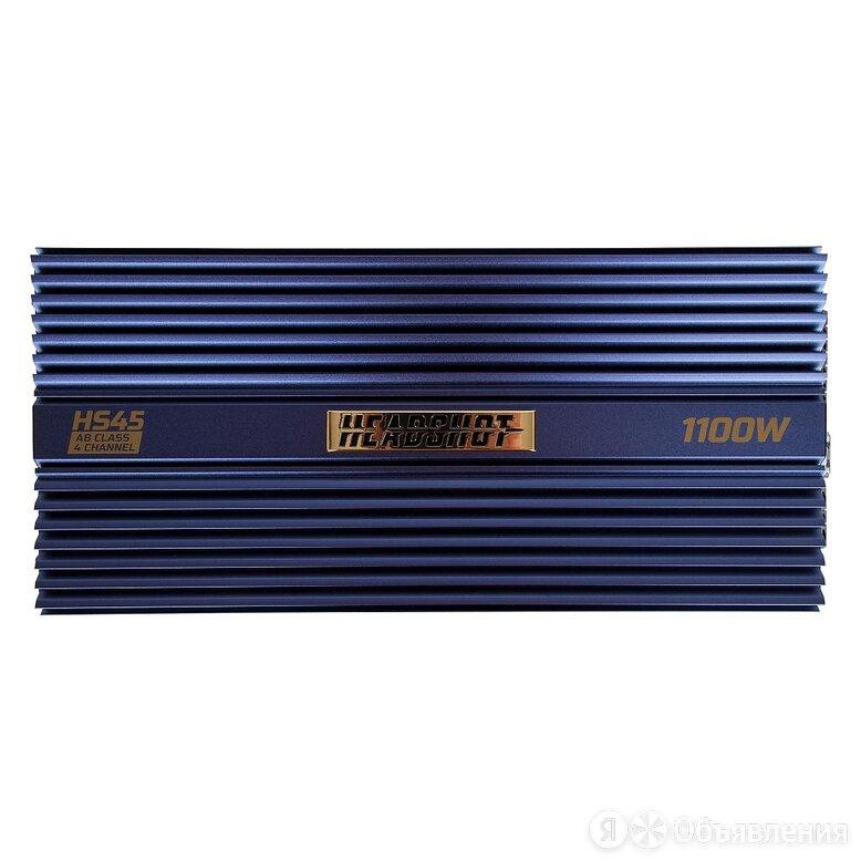 Усилитель Kicx HeadShot HS-45 по цене 14950₽ - Автоэлектроника и комплектующие, фото 0