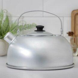 Заварочные чайники - Белая калитва Чайник Белая калитва, 5 л, 0