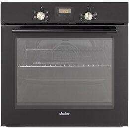 Плиты и варочные панели - Духовка электрическая Simfer B6EB56070, 0