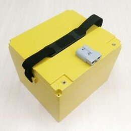 Аккумуляторы и комплектующие - Аккумуляторная батарея 12В 90Ач (LiFePO4, 4S1P, LF-1290), 0