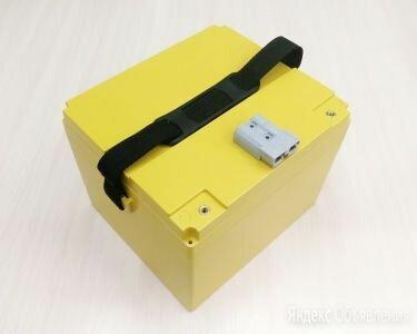 Аккумуляторная батарея 12В 90Ач (LiFePO4, 4S1P, LF-1290) по цене 40716₽ - Аккумуляторы и комплектующие, фото 0