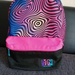 Рюкзаки, ранцы, сумки - Рюкзак школьный для девочек-подростков, 0