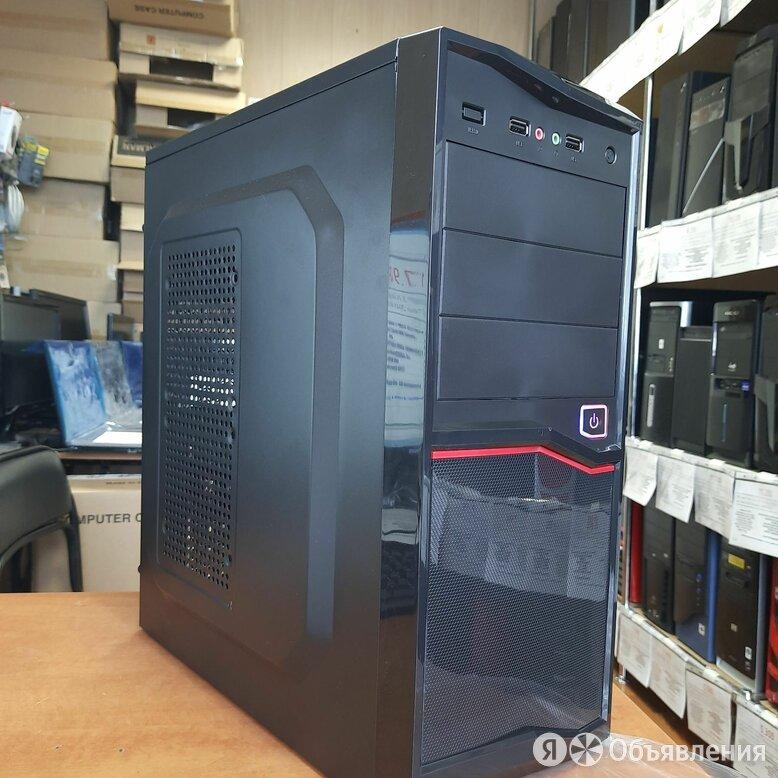 Игровой компьютер Intel Core i3-3250/4G/GF560 по цене 14700₽ - Настольные компьютеры, фото 0