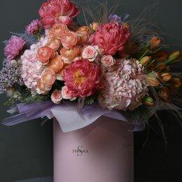 Цветы, букеты, композиции - Композиция «Сердце Афродиты» - XXL (60см), 0