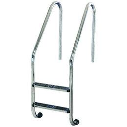 Лестницы и поручни - Лестница Flexinox Standard (2 ступени), для узкого борта, 0