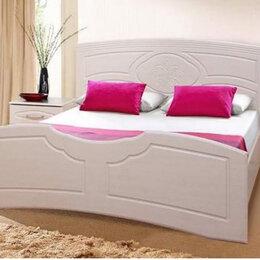 Кровати - Кровать лилия 1,6м, 0